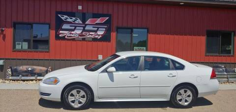2013 Chevrolet Impala for sale at SS Auto Sales in Brookings SD
