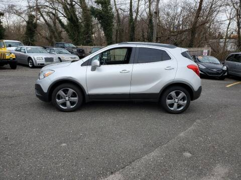 2014 Buick Encore for sale at CANDOR INC in Toms River NJ