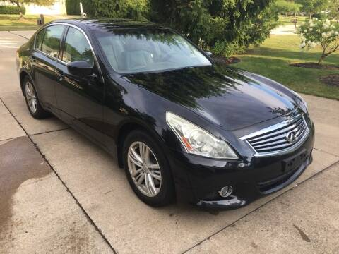 2010 Infiniti G37 Sedan for sale at Payless Auto Sales LLC in Cleveland OH