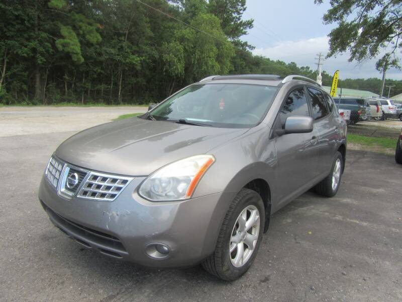 2008 Nissan Rogue for sale at Bullet Motors Charleston Area in Summerville SC