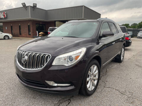 2015 Buick Enclave for sale at East Memphis Auto Center in Memphis TN