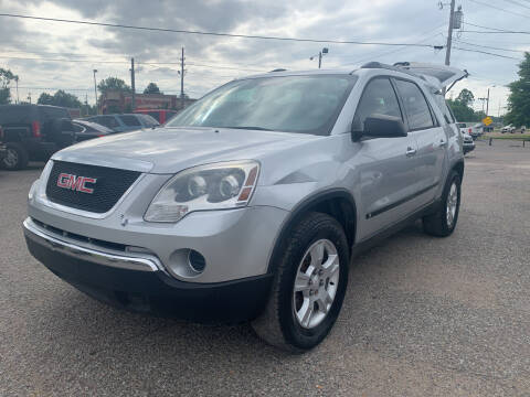 2010 GMC Acadia for sale at Safeway Auto Sales in Horn Lake MS