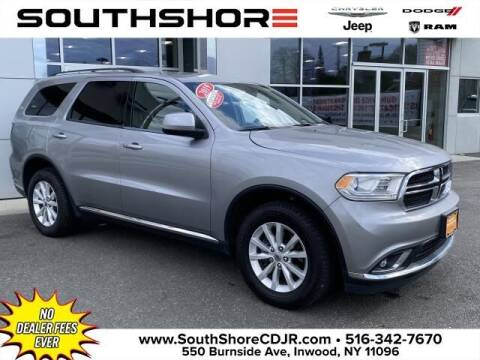 2019 Dodge Durango for sale at South Shore Chrysler Dodge Jeep Ram in Inwood NY