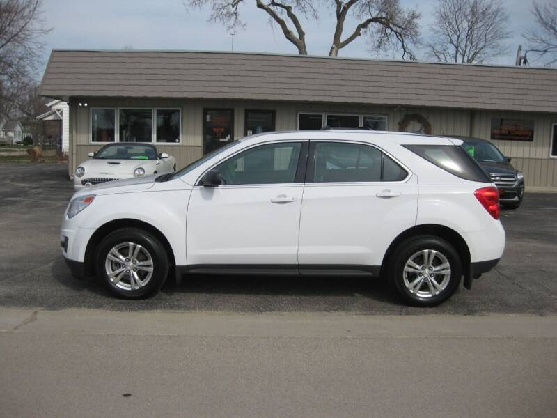 2014 Chevrolet Equinox for sale at Greens Motor Company in Forreston IL