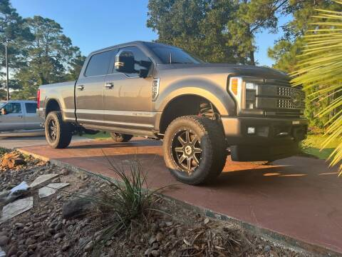 2017 Ford F-250 Super Duty for sale at Texas Truck Sales in Dickinson TX