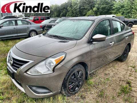 2015 Nissan Versa for sale at Kindle Auto Plaza in Middle Township NJ