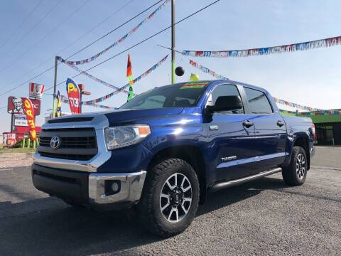 2014 Toyota Tundra for sale at 1st Quality Motors LLC in Gallup NM
