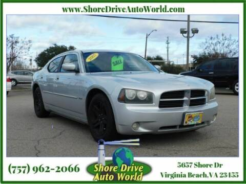 2007 Dodge Charger for sale at Shore Drive Auto World in Virginia Beach VA