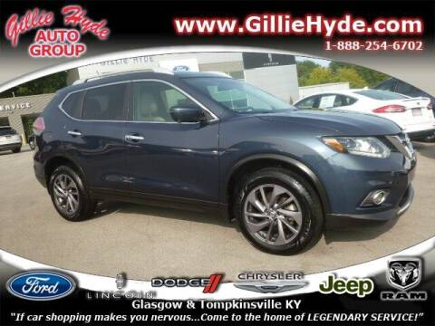 2016 Nissan Rogue for sale at Gillie Hyde Auto Group in Glasgow KY