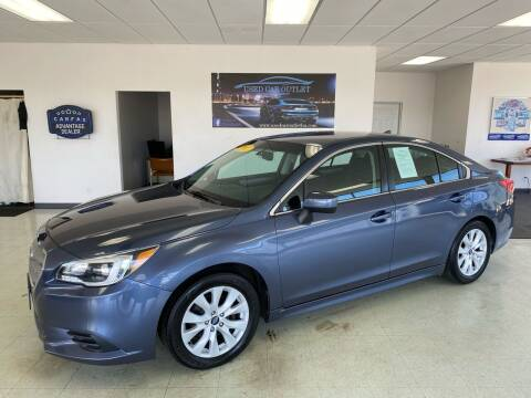 2017 Subaru Legacy for sale at Used Car Outlet in Bloomington IL