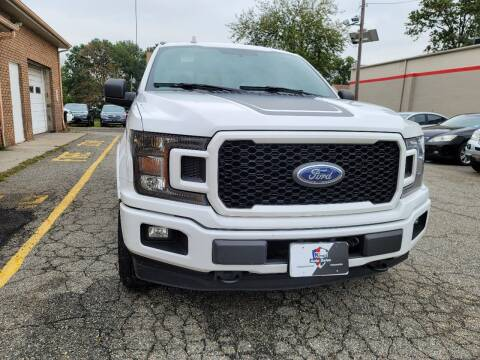 2018 Ford F-150 for sale at Kingz Auto Sales in Avenel NJ