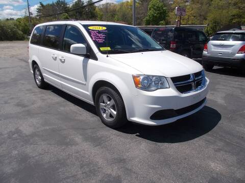 2011 Dodge Grand Caravan for sale at MATTESON MOTORS in Raynham MA