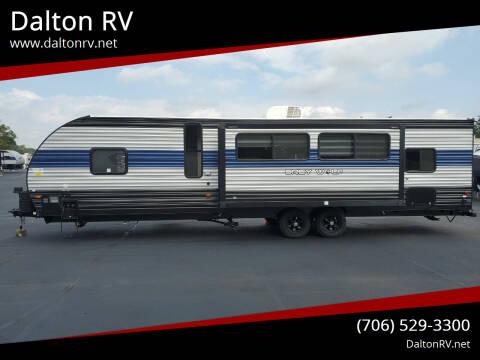 2021 Forest River Grey Wolf 29QB for sale at Dalton RV in Dalton GA