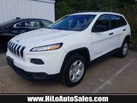 2017 Jeep Cherokee for sale at BuyFromAndy.com at Hi Lo Auto Sales in Frederick MD
