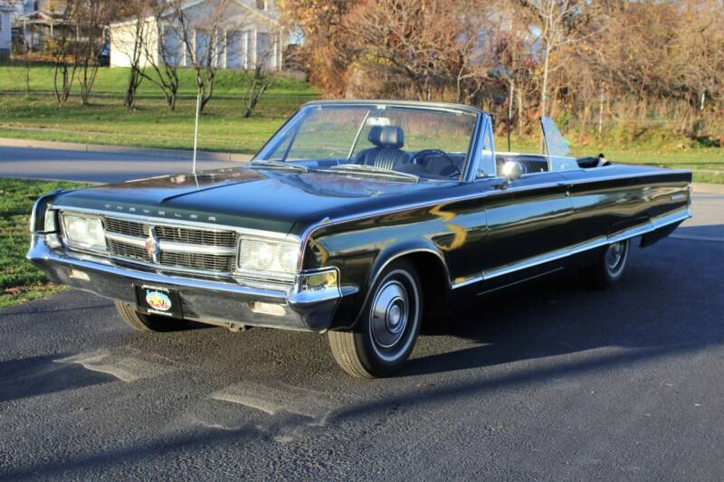 1965 Chrysler 300 for sale at Great Lakes Classic Cars & Detail Shop in Hilton NY