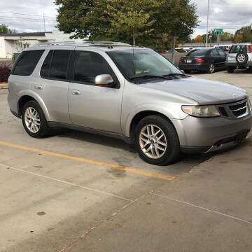2005 Saab 9-7X for sale at Cannon Falls Auto Sales in Cannon Falls MN