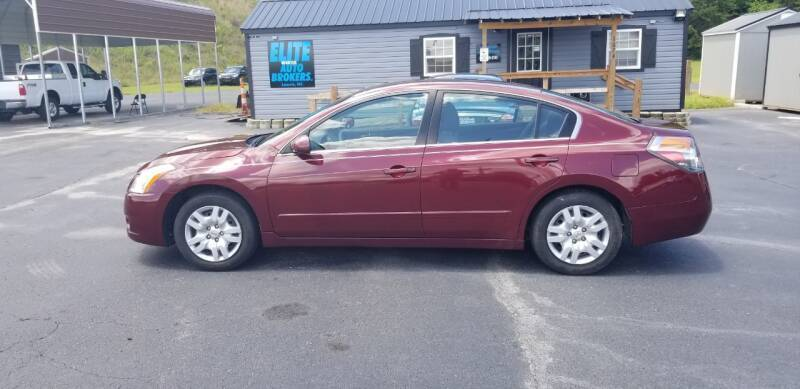2012 Nissan Altima for sale at Elite Auto Brokers in Lenoir NC