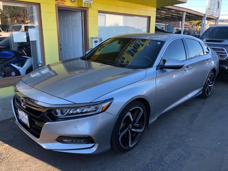 2018 Honda Accord for sale at EKE Motorsports Inc. in El Cerrito CA