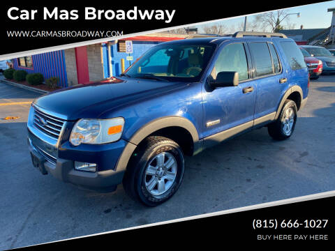 2006 Ford Explorer for sale at Car Mas Broadway in Crest Hill IL