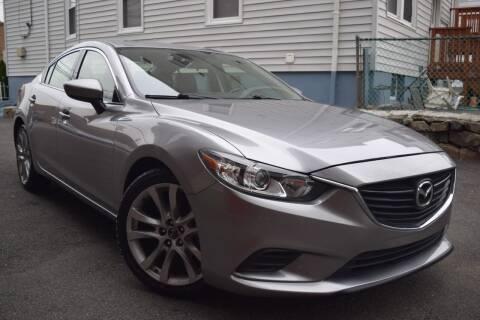 2015 Mazda MAZDA6 for sale at VNC Inc in Paterson NJ