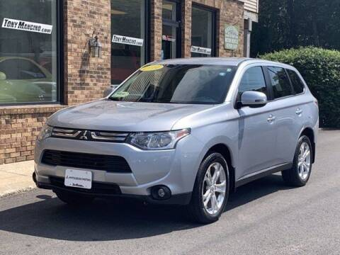 2014 Mitsubishi Outlander for sale at The King of Credit in Clifton Park NY