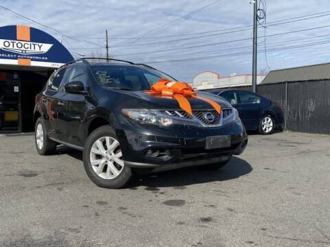 2011 Nissan Murano for sale at OTOCITY in Totowa NJ