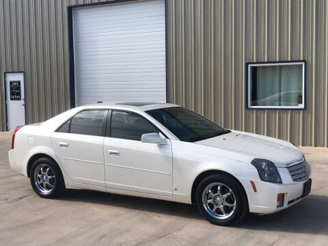 2006 Cadillac CTS for sale at TEXAS CAR PLACE in Lubbock TX