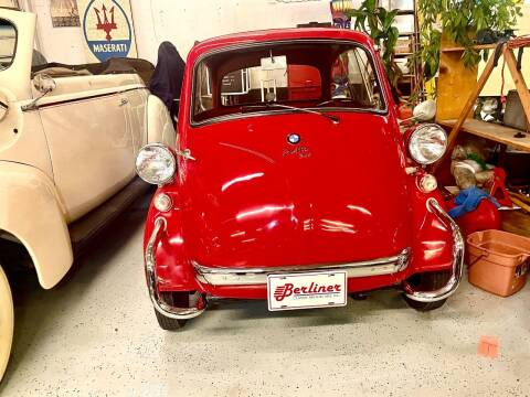 1958 BMW Isetta 300 for sale at Berliner Classic Motorcars Inc in Dania Beach FL