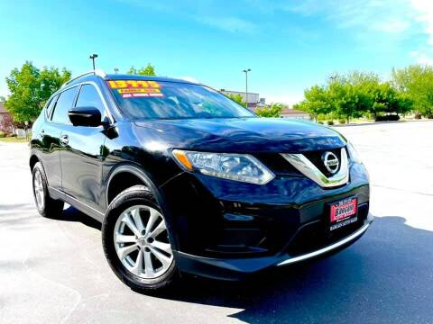 2015 Nissan Rogue for sale at Bargain Auto Sales LLC in Garden City ID
