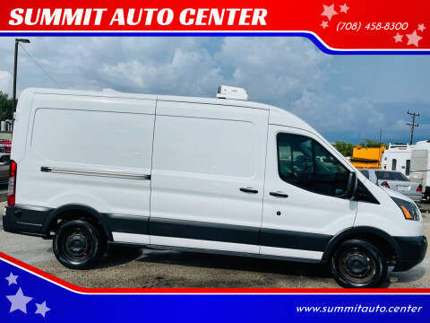 2017 Ford Transit Cargo for sale at SUMMIT AUTO CENTER in Summit IL