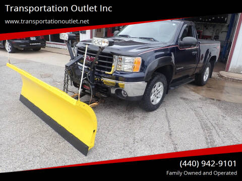2008 GMC Sierra 1500 for sale at Transportation Outlet Inc in Eastlake OH