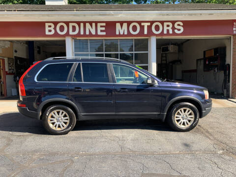 2008 Volvo XC90 for sale at BODINE MOTORS in Waverly NY