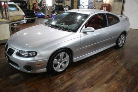 2004 Pontiac GTO for sale at Great Lakes Classic Cars & Detail Shop in Hilton NY