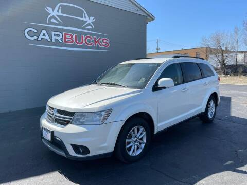 2014 Dodge Journey for sale at Carbucks in Hamilton OH