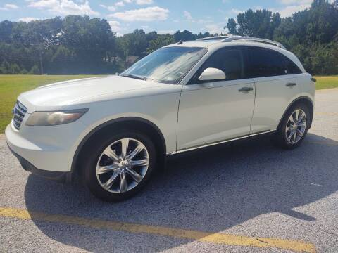 2008 Infiniti FX35 for sale at WIGGLES AUTO SALES INC in Mableton GA