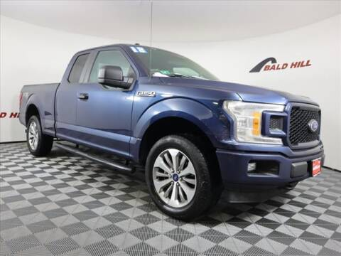 2018 Ford F-150 for sale at Bald Hill Kia in Warwick RI