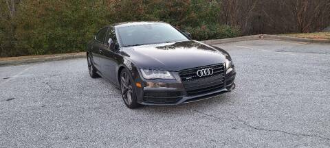 2015 Audi A7 for sale at CU Carfinders in Norcross GA