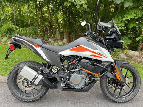 2021 KTM 390 Adventure for sale at WILKINS MOTORSPORTS in Brewster NY