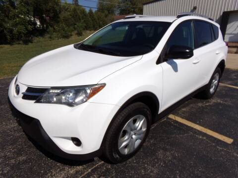 2014 Toyota RAV4 for sale at Rose Auto Sales & Motorsports Inc in McHenry IL