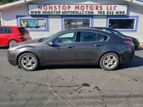 2009 Acura TL for sale at Nonstop Motors in Indianapolis IN