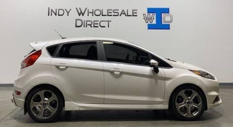 2016 Ford Fiesta for sale at Indy Wholesale Direct in Carmel IN