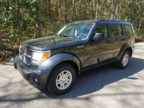 2011 Dodge Nitro for sale at J & J Auto Brokers in Slidell LA