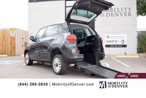 2014 FIAT 500L for sale at CO Fleet & Mobility in Denver CO