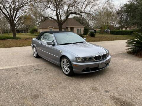 2004 BMW 3 Series for sale at CARWIN MOTORS in Katy TX