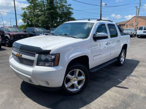 2012 Chevrolet Avalanche for sale at PA Auto World in Levittown PA