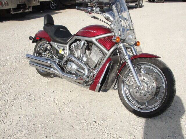 2005 Harley-Davidson V-Rod for sale at Frieling Auto Sales in Manhattan KS
