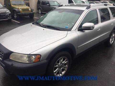 2007 Volvo XC70 for sale at J & M Automotive in Naugatuck CT