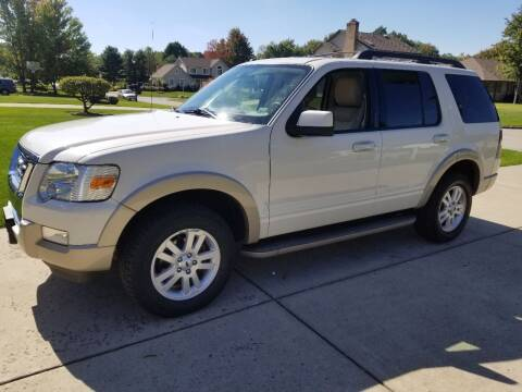 2009 Ford Explorer for sale at Country Auto Sales in Boardman OH
