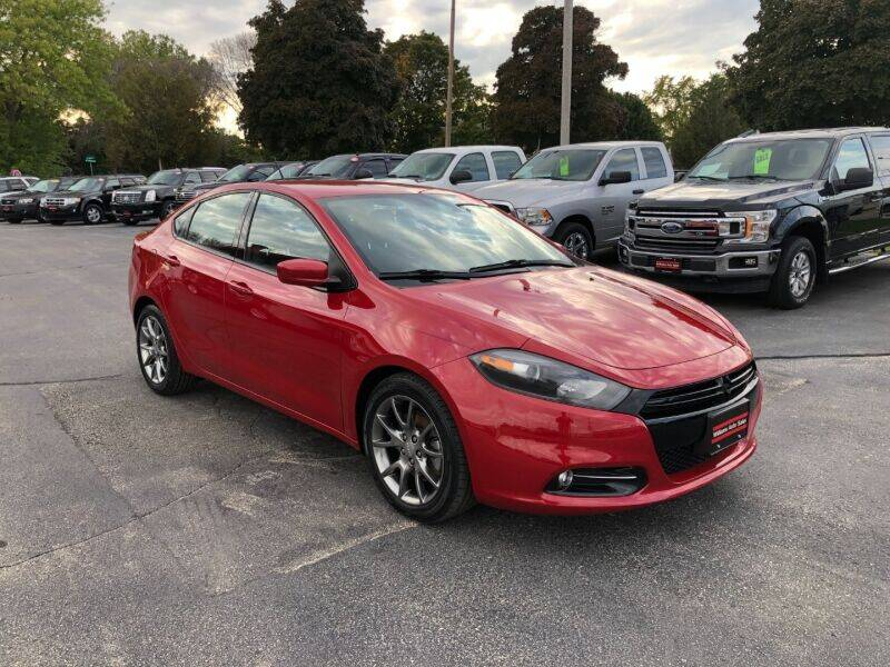 2013 Dodge Dart for sale at WILLIAMS AUTO SALES in Green Bay WI