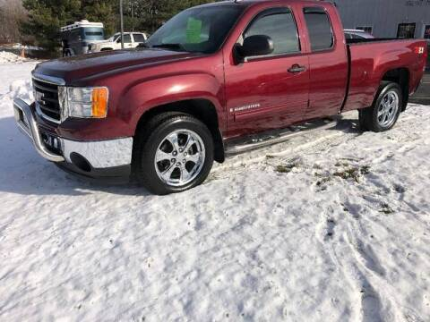 2009 GMC Sierra 1500 for sale at T & T Auto Sales in Modena NY